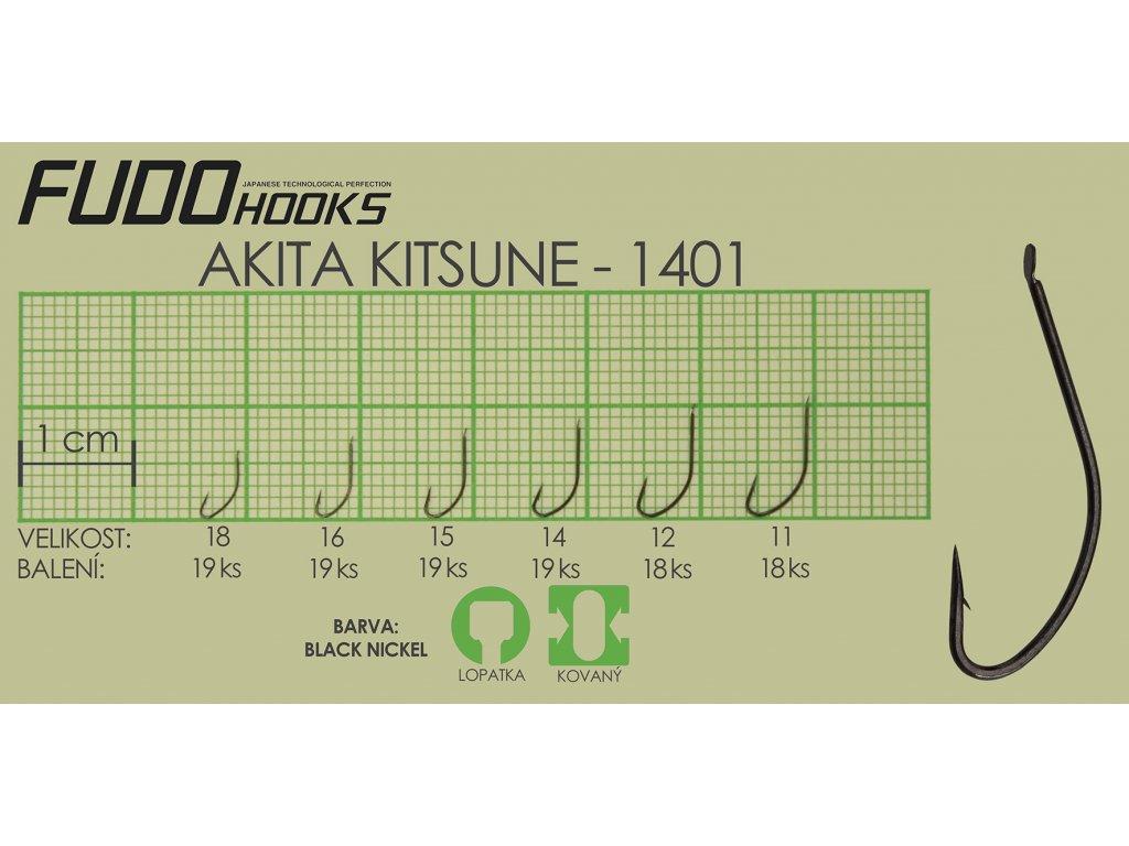 Fudo Akita Kitsune