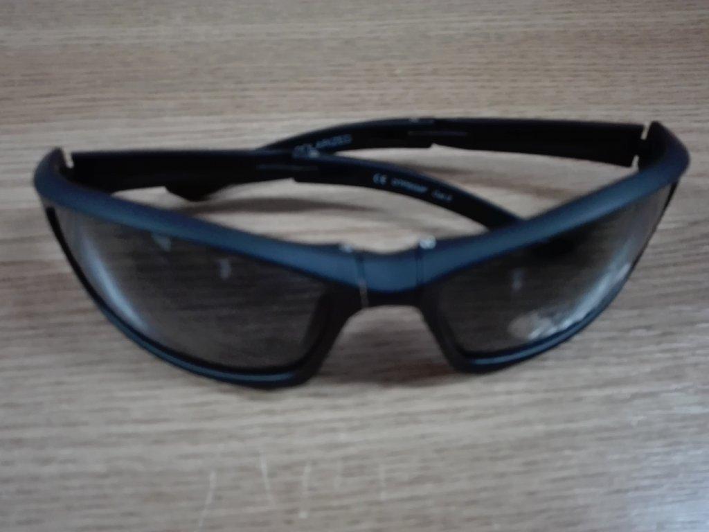 Polarizační brýle DAIWA - šedý rám šedé sklo G9