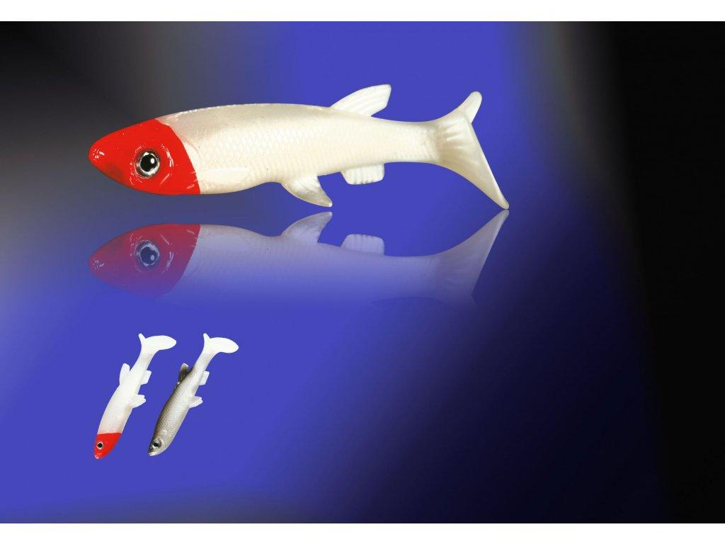 Kopyto reálná rybka Nomura REAL FISH