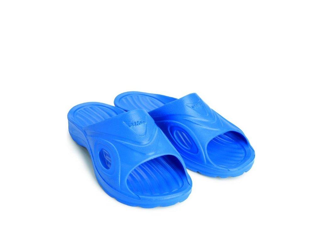 69 DEMAR Panske pantofle Bahama modre