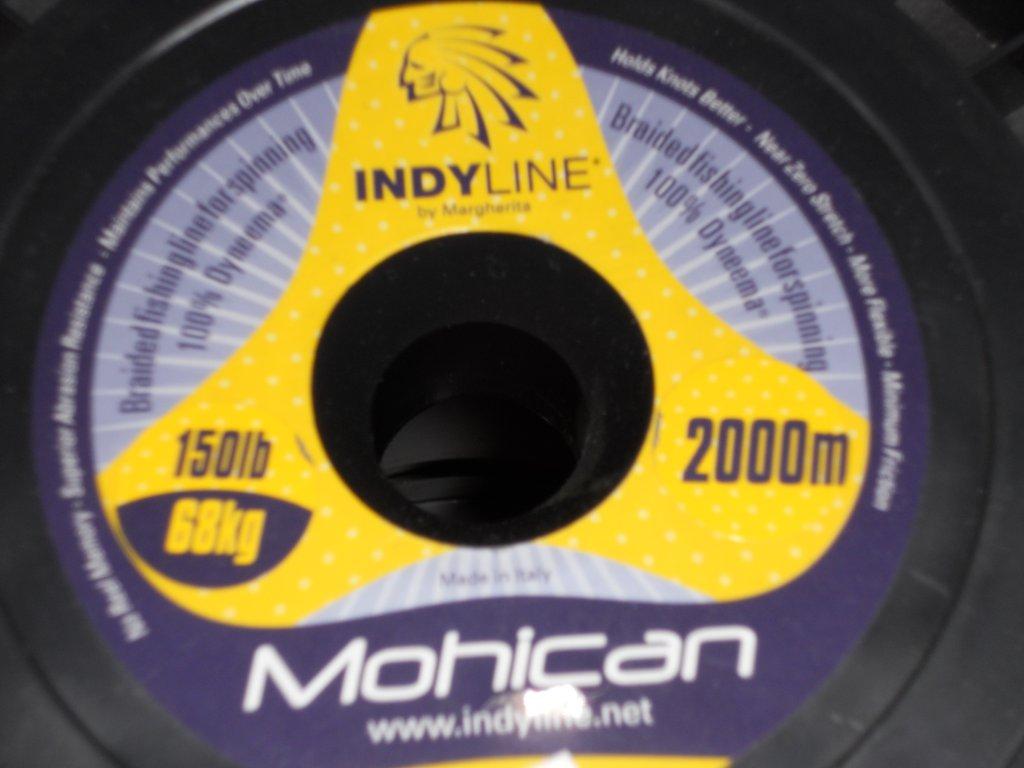 Splétaná šňůra Mohican 68kg