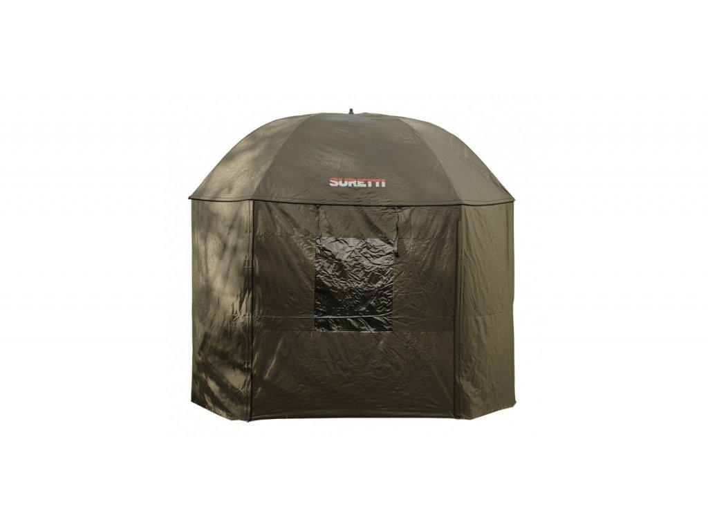 Deštník s bočnicí Full Cover 2MAN