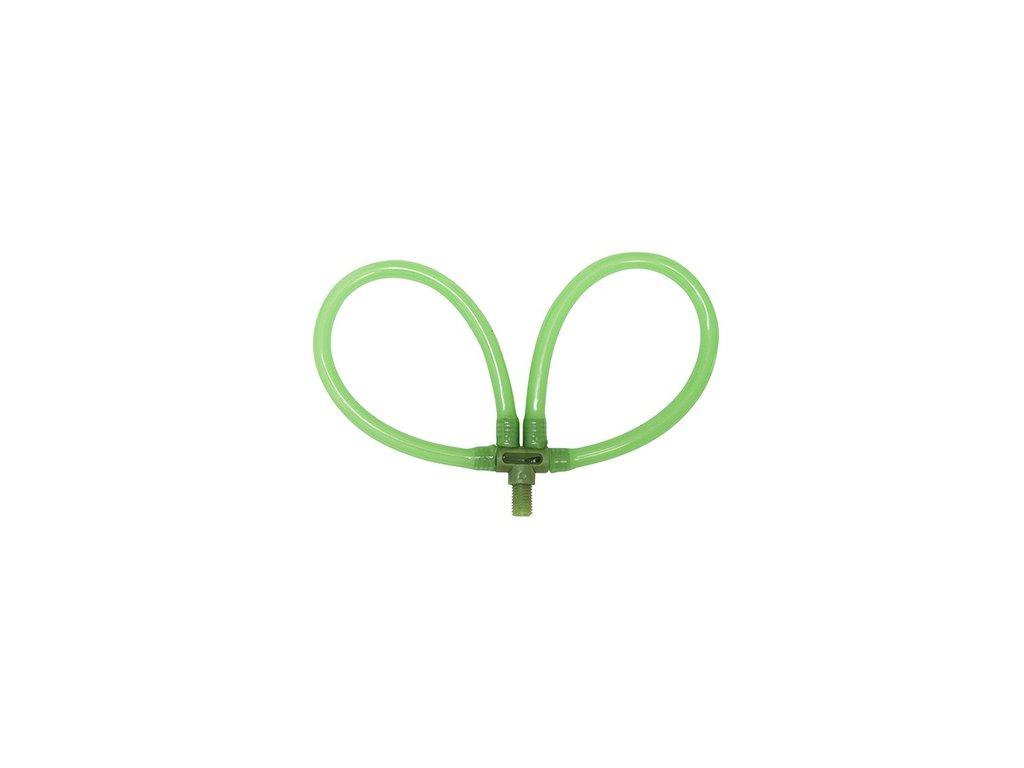 Podpěra motýlek zelená barva