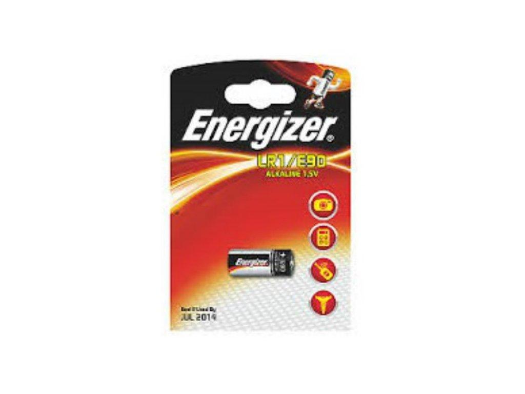 Baterie ENERGIZER LR1/E90 1ks