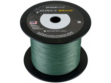 DURA4 GREEN 1800M 0,10MM 9,1KG