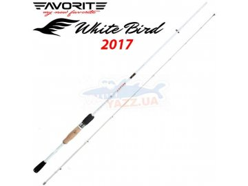 White Bird 2,04m 682SUL-S 0,5 - 5g