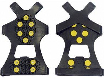 Protiskluzové návleky na boty s kovovými hroty