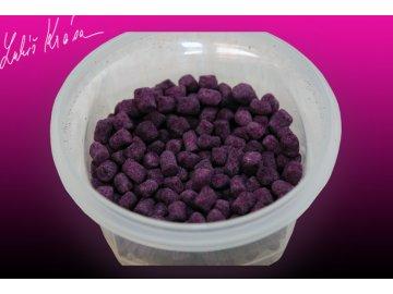 LK Baits Plovoucí Dumbel peletka Purple Plum 55 g