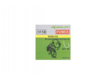 Xpert Power Hooks - Barbless