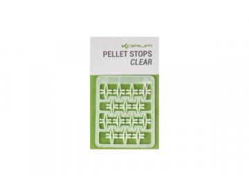 Pellet stops - CLEAR