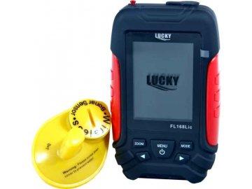 Bezdrátový barevný nahazovací sonar FL168LiC-W