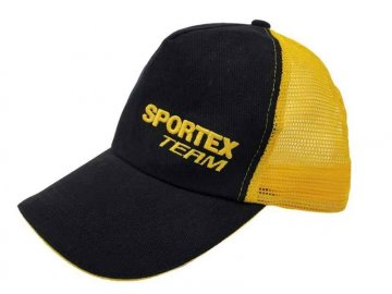 Kšiltovka SPORTEX se síťkou a logem 2020