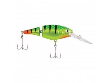FLICKER SHAD JOINTED FIRE TAIL 7CM
