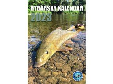 Nástěnný rybářský kalendář na rok 2021