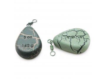 Taska zátěže - Flat Pear plochá hruška s obratlíkem