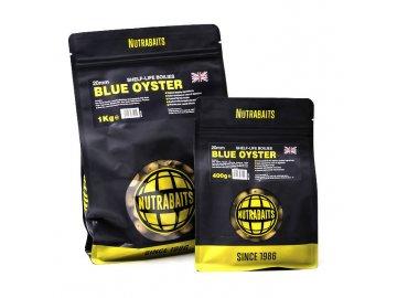 Nutrabaits trvanlivé boilie 400g - Blue Oyster 15mm