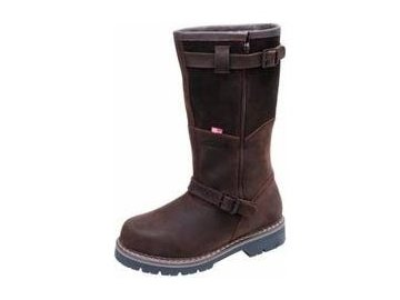 DEMAR Myslivecká zimní obuv TIROL DELUXE 6468 hnědá 85aee4bc52