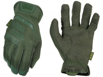 Rukavice Mechanix FastFit® OD Green