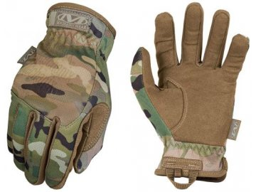 Rukavice Mechanix FastFit® Multicam