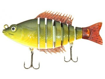 Wobbler Cranckbait Perch 2