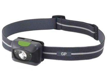 Rybářská CREE LED čelovka svítivost 200lm 3xAAA