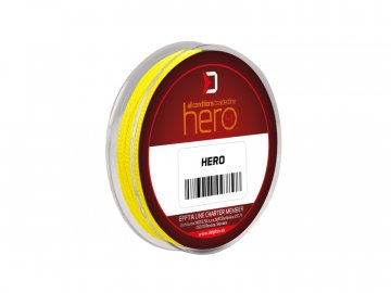 Delphin HERO 4 / fluo žlutá