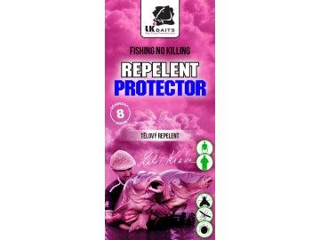 LK Baits Repelent Protector - Tělový 90 ml