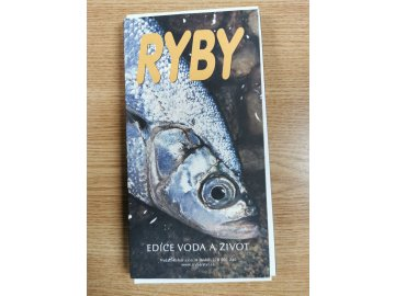 Publikace RYBY - 61 druhů ryb na samostatných kartách