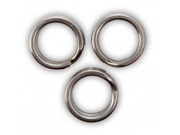 Kroužky Inox ocelové 304