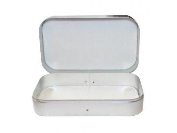Richard Wheatley Krabička Foam stříbrná