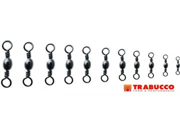 Trabucco Obratlík Barrel Swivel 12ks,vel.16