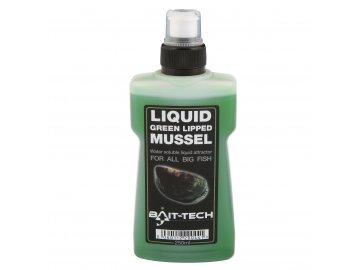 Bait-Tech Tekutá esence Green Lipped Mussel 250ml