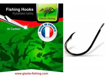 Giants fishing Háčky s lopatkou 10ks, vel.1