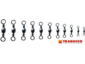 Trabucco Obratlík Barrel Swivel 12ks,vel.14