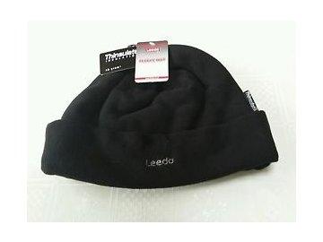 Čepice Fleece Hat Black