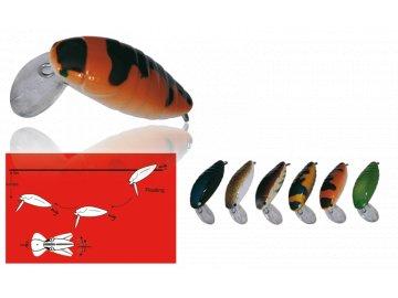 Wobler NOMURA SHIRO 2,8 cm