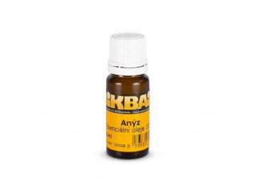 Esenciální oleje 10ml - Anýz