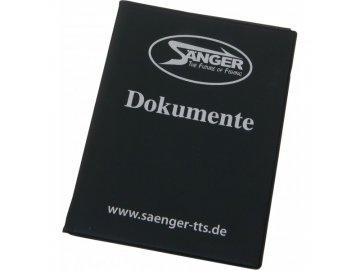 Pouzdro na doklady Saenger