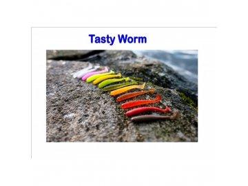 Tasty Worm, 50mm, 0,8g