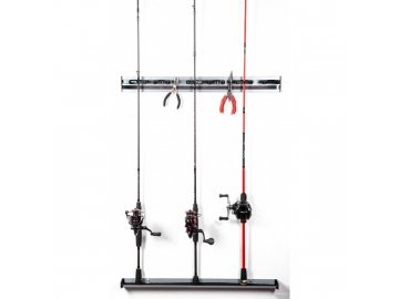 Organizér Iron Claw Wall Rod & Tool Organizer