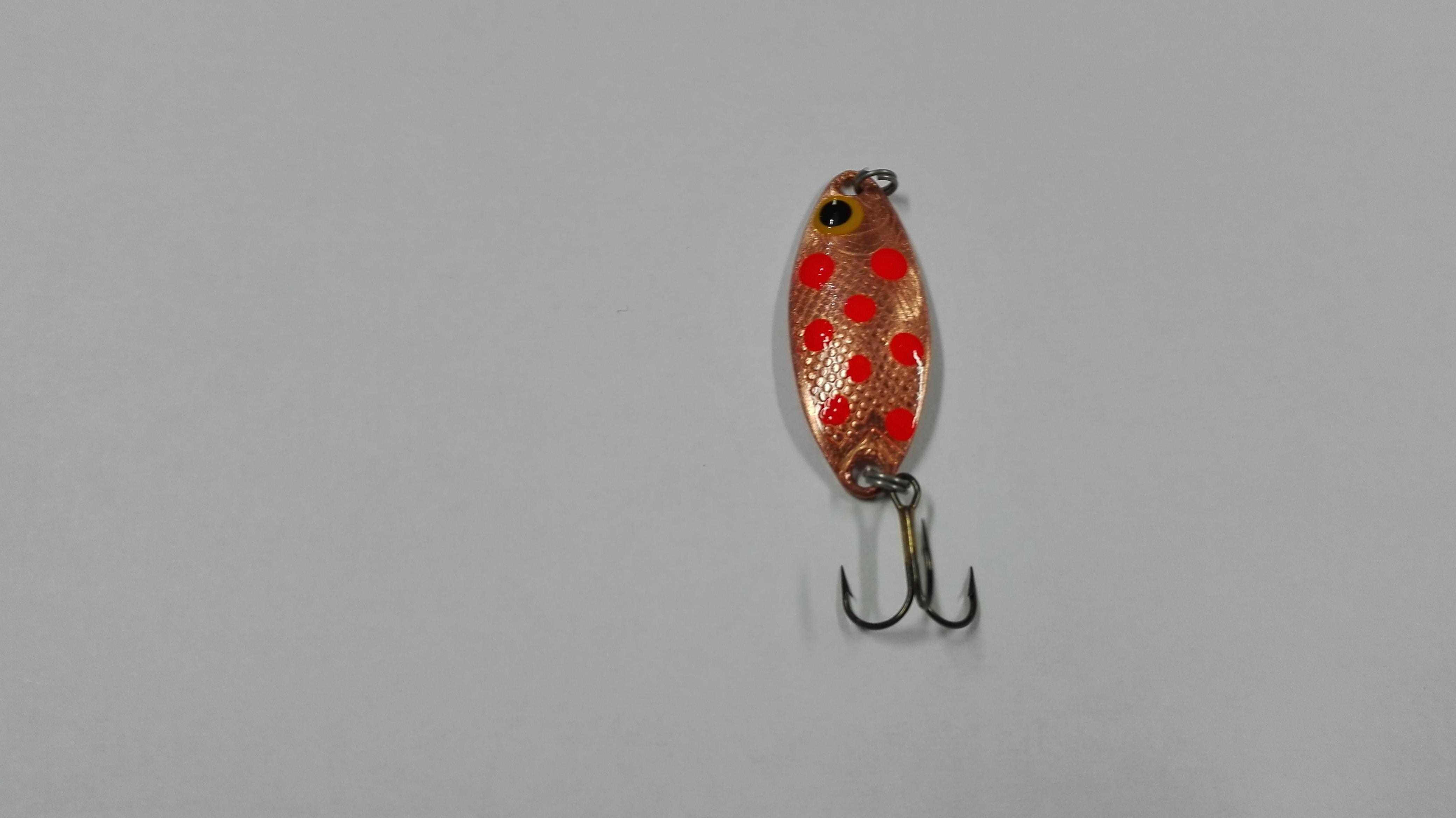 Plandavka Hammer SP 3 cm Barva: 2 Měděný plech
