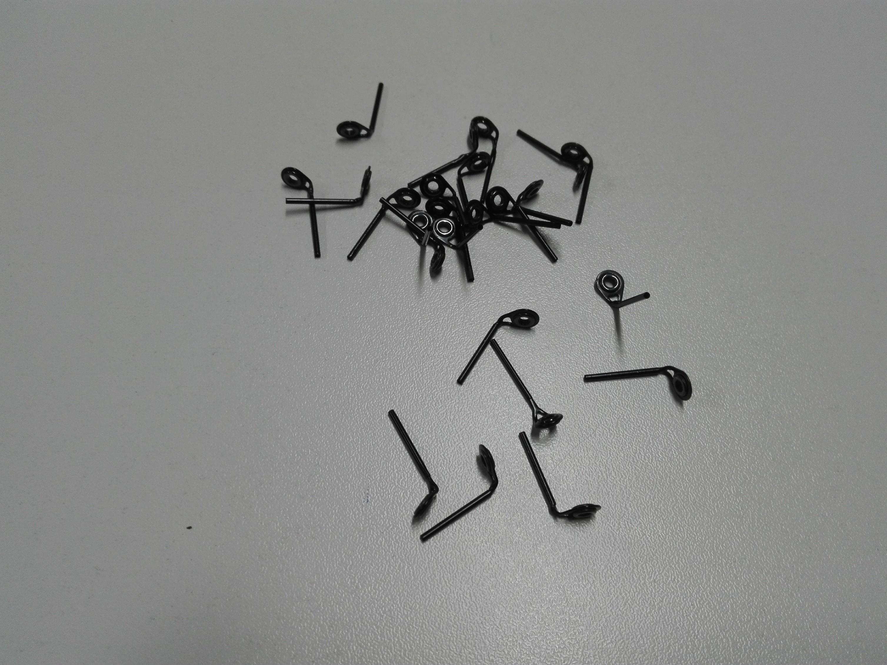 Náhradní koncové očko PRŮMĚR: TUBY-1,8 mm/OČKA 6 mm