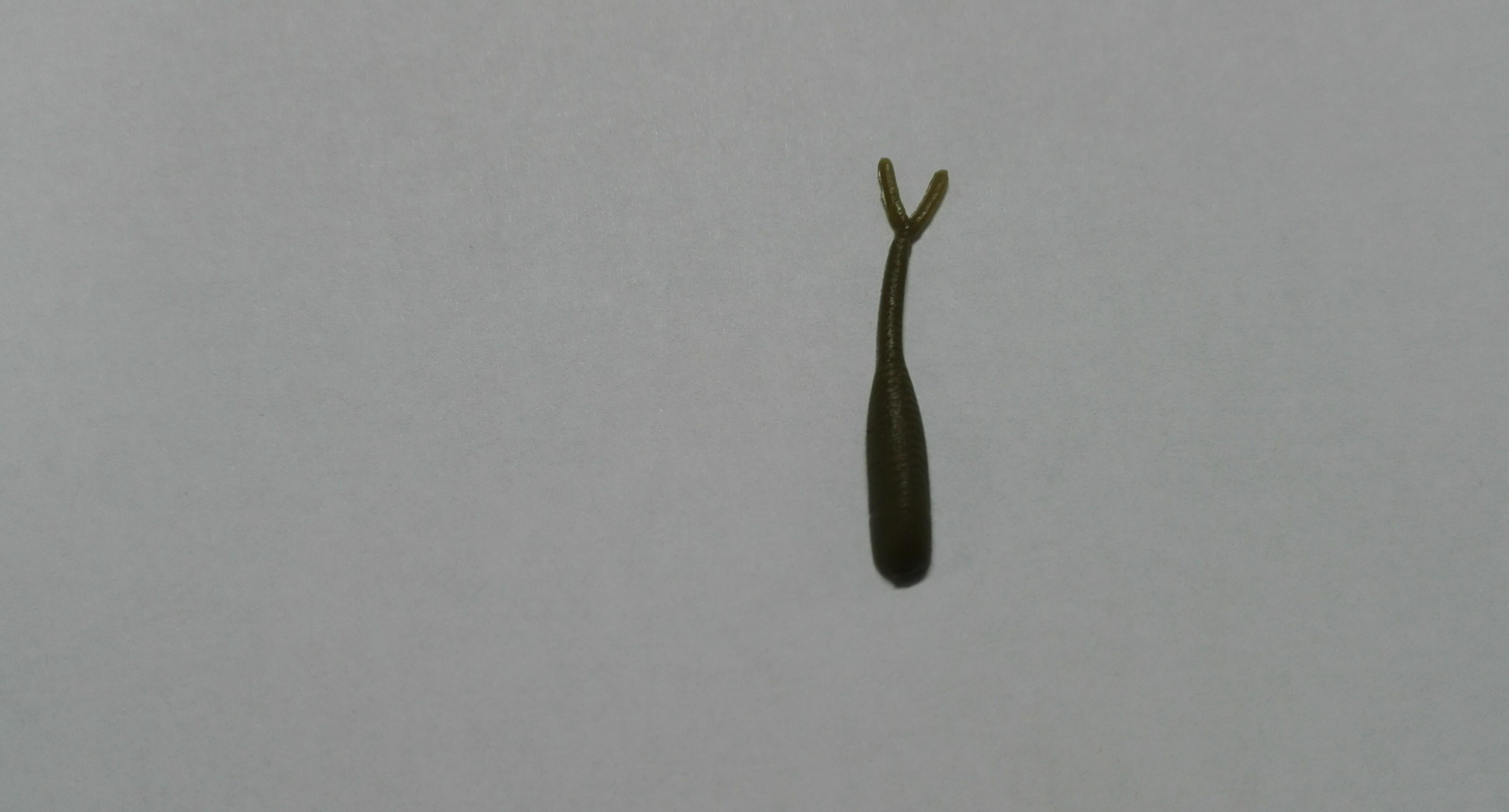 Smáček mini 2,5 cm Barva: 7 Tmavě zelená