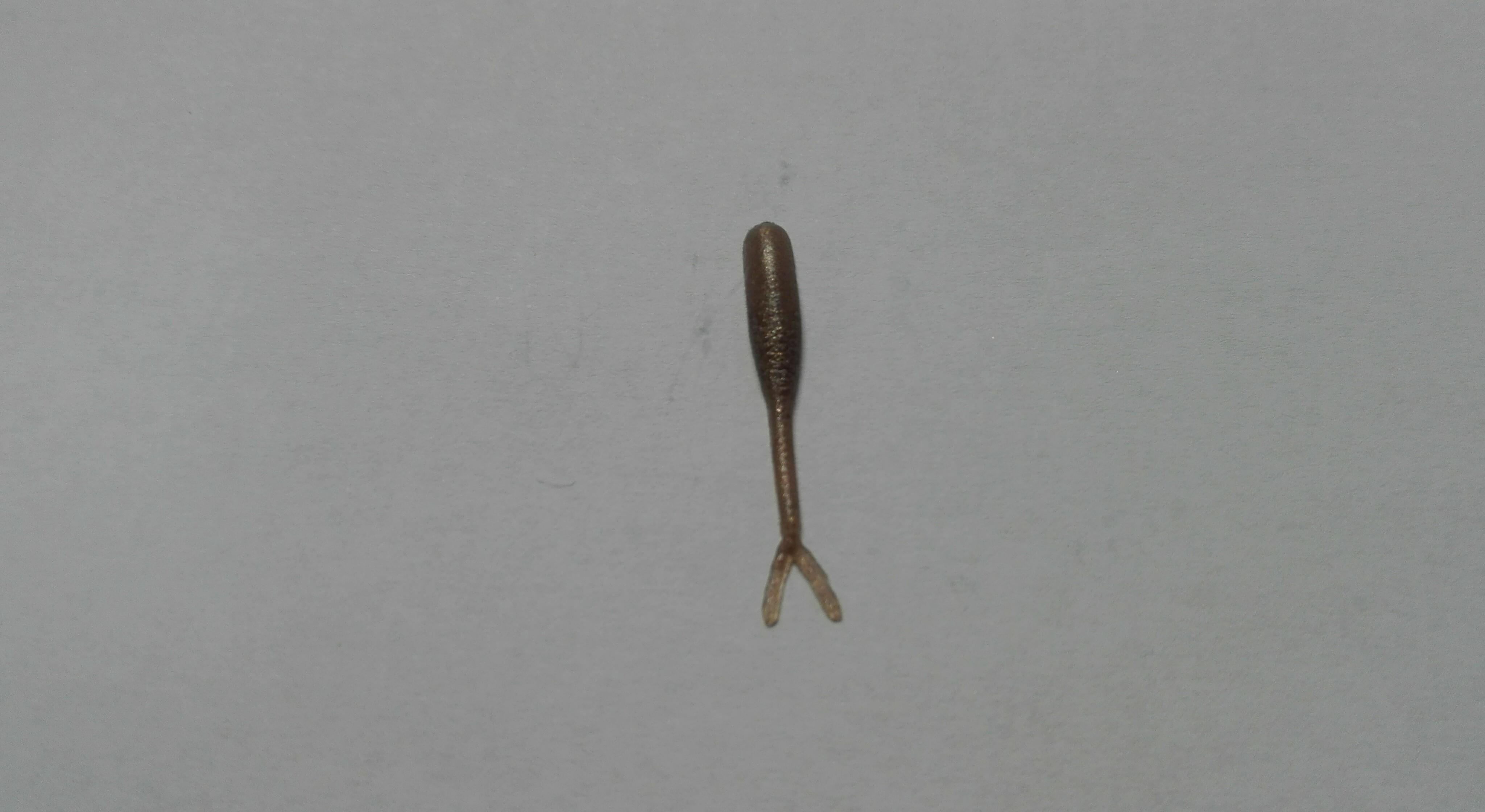 Smáček mini 2,5 cm Barva: 3 Přírodní TD