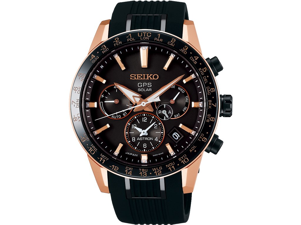 Seiko hodinky SSH006J1