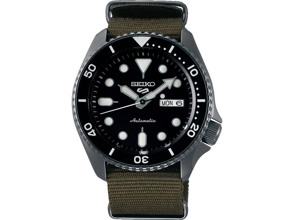 Seiko hodinky SRPD65K4