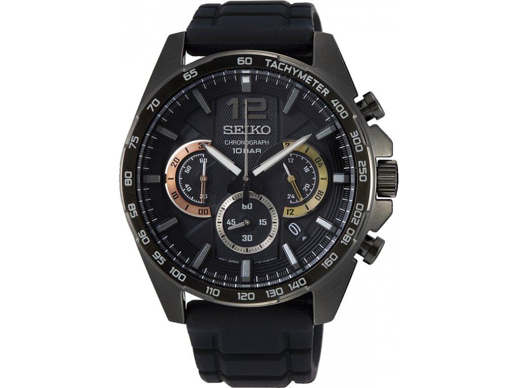 Seiko hodinky SSB349P1