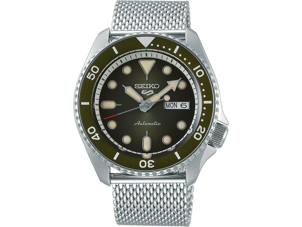 Seiko hodinky SRPD75K1