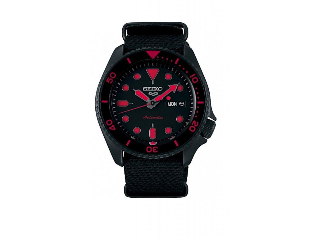 Seiko hodinky SRPD83K1