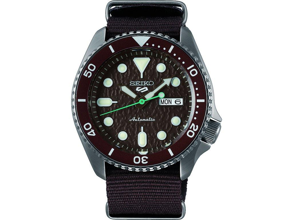 Seiko hodinky SRPD85K1